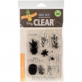 Hero Arts Clear Stamps Color Layering Pineapple Ananas