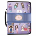 Gorjuss Storage Case und Stempelgummi  No. 65 Queenie