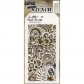 Tim Holtz Collection Schablone Layering Stencil - Doodle Art 2 -Layered