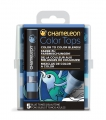 Chameleon-5-Color-Tops-Blautne-SetBlue-Tones-Set