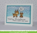 Bild 9 von Lawn Fawn Clear Stamps  - Clearstamp winter scripty sentiments