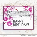 Bild 4 von Altenew Clearstamp-Set Happy Birthday to You - Geburtstag