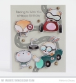 Bild 2 von My Favorite Things - Clear Stamps Fast-Track Friends
