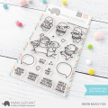 Mama Elephant - Clear Stamps SNOW MUCH FUN