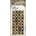 Tim Holtz Collection Schablone Layering Stencil Ringer