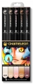 Chameleon Color Tones - 5 Pen Skin Tones Set