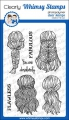 Whimsy Stamps Clear Stamps  - Braided  - Geflochten