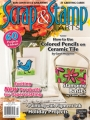 Zeitschrift (USA) Scrap & Stamp Arts July 2015