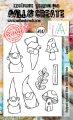 AALL & Create Clear Stamps  - Gnomes