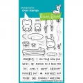 Lawn Fawn Clear Stamps  - Clearstamp Taodally Awesome