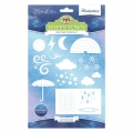 Hunkydory - Moonstone Dies - Happy Town - Weather Forecast - Stanze Wetterbericht