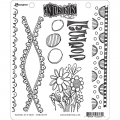Dylusions Gummistempel Anatomy Of A Page