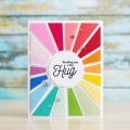 Bild 11 von Pinkfresh Studio Cling Rubberstamp - Pop Out: Sunburst Cling Stamp set - Stempelgummi