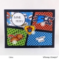 Bild 7 von Whimsy Stamps Clear Stamps  - Super Dogs - Super Hunde