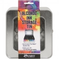 Tim Holtz Alcohol Ink Storage Tin - Metalldose für Alkoholfarben