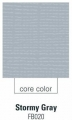 Cardstock  ColorCore  stormy gray