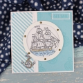 Bild 2 von For the love of...Stamps by Hunkydory - Clearstamps Set Sail