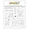 Honey Bee Stamps Clearstamp - Safari Babies