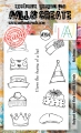 AALL & Create Clear Stamps  - Hat Drame