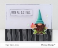 Bild 4 von Whimsy Stamps Clear Stamps  - Gnome Birthdays -  Gnomengeburtstage