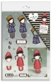 Gorjuss Die-Cut Decoupage Winter Set 2
