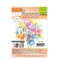 Vaessen Creative • Florence • Aquarellpapier smooth Elfenbein 200g A5 100pcs