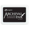 Archival Ink Stempelkissen Jet Black