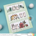 Bild 2 von Mama Elephant - Clear Stamps EASY SENTIMENTS