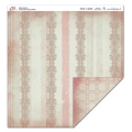 Scrapbookpapier Ivory deco wallpaper