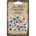 Tim Holtz Idea-Ology Creepy Eyes - Augen