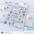 Mama Elephant - Clear Stamps ME AND MY DINOSAUR