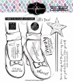 Colorado Craft Company Clear Stamps - Big & Bold~Ruby Slippers