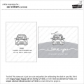 Bild 2 von Lawn Fawn Clear Stamps  - Clearstamp Car critters