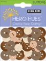 Hero Arts Mixed Earth Buttons