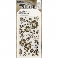 Tim Holtz Collection Schablone Layering Stencil Floral