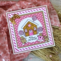 Bild 4 von For the love of...Stamps by Hunkydory - Clearstamps Gingerbread Fun