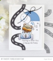 Bild 9 von My Favorite Things - Clear Stamps Fast-Track Friends