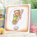 Bild 3 von For the love of...Stamps by Hunkydory - Clearstamps Teddy Loves... DIY