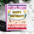 Bild 2 von Altenew Clearstamp-Set Happy Birthday to You - Geburtstag