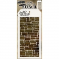 Tim Holtz Collection Schablone Layering Stencil Slate