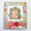 Bild 2 von Art Impressions Clearstamps Celebrate Spring MTF Mini Tryfolds
