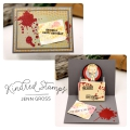 Bild 3 von Kindred Stamps Clearstamps Secret Agent