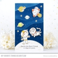 Bild 9 von My Favorite Things - Clear Stamps Best Friends in the Universe