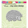 Stampendous-Cling-Stamps-Happy-Hedgehog---Igel