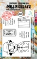 AALL & Create Clear Stamps  - Charlie