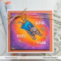 Bild 6 von Whimsy Stamps Clear Stamps  - Super Dogs - Super Hunde