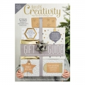 Zeitschrift (UK) docrafts Creativity Issue 87