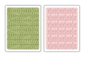 Sizzix Basic Grey Prägefolder Textured Folders Evergreen & S. Flower