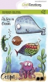 CraftEmotions Stempel - clearstamps A6 - Ocean 2 Carla Creaties
