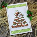 Bild 4 von For the love of...Stamps by Hunkydory - Clearstamps Christmas Jumper Time